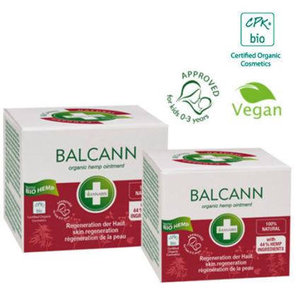 Crema para pieles atópicas Balcann Bio
