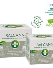 Balsamo regenerador BALCANN