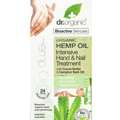 tratamiento intensivo manos y uñas del Dr. Organic,