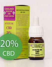 Aceite de CBD Canalanza