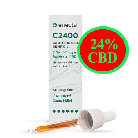 aceite natural enecta 24%