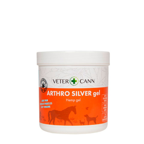 Arthro Silver Gel Vetercann