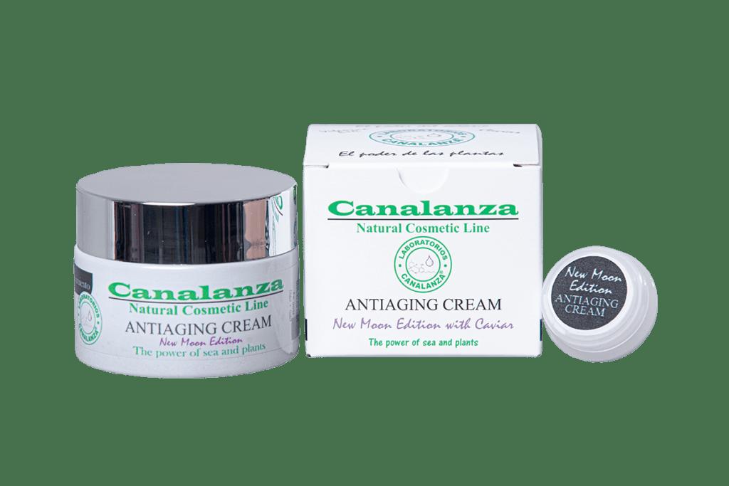 Crema Caviar CBD New Edición Luna Nueva Antiedad