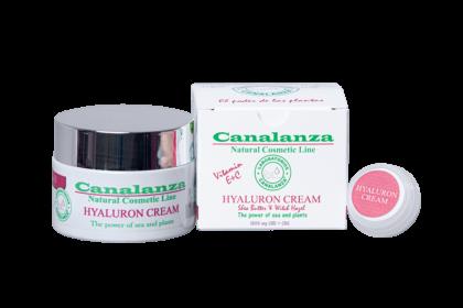 Crema Hyaluron CBD Canalanza
