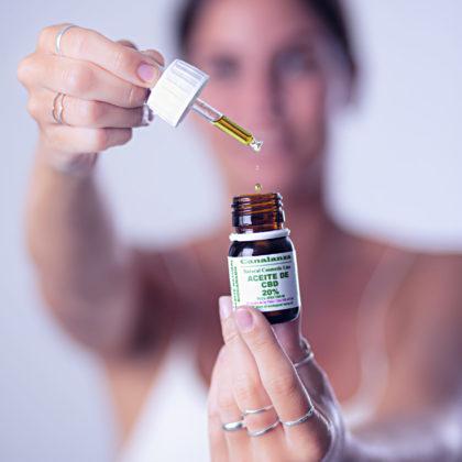 (10ml) CBD oil Canalanza 20% CBD-ima