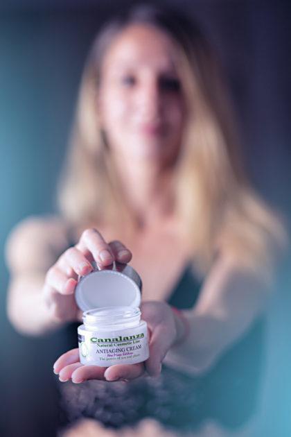 crema antienvejencimiento CAVIAR CBD Canalanza