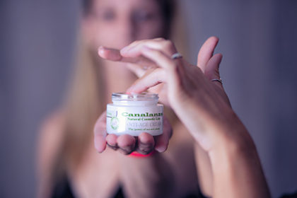 Crema Anti Edad CBD Canalanza-manos