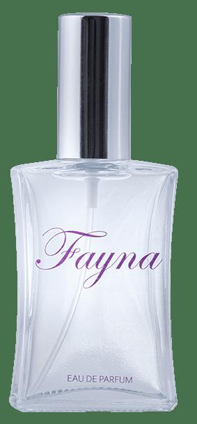 Fayna_frasco perfume canalanza