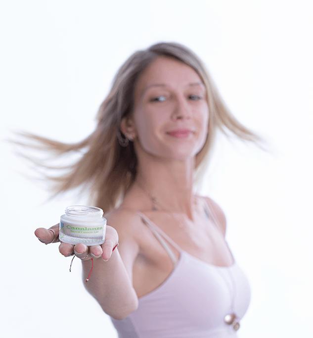 Crema Hidratante regeneradora Canalanza