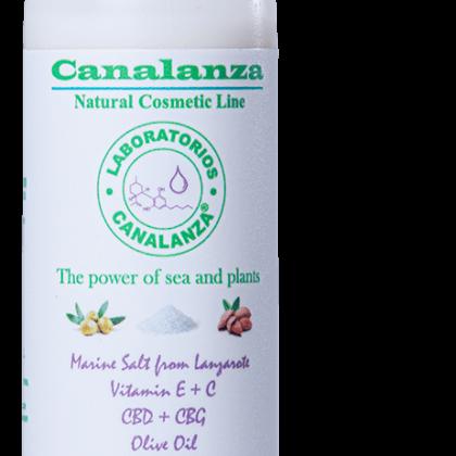 Body Milk Canalanza Sal Marina