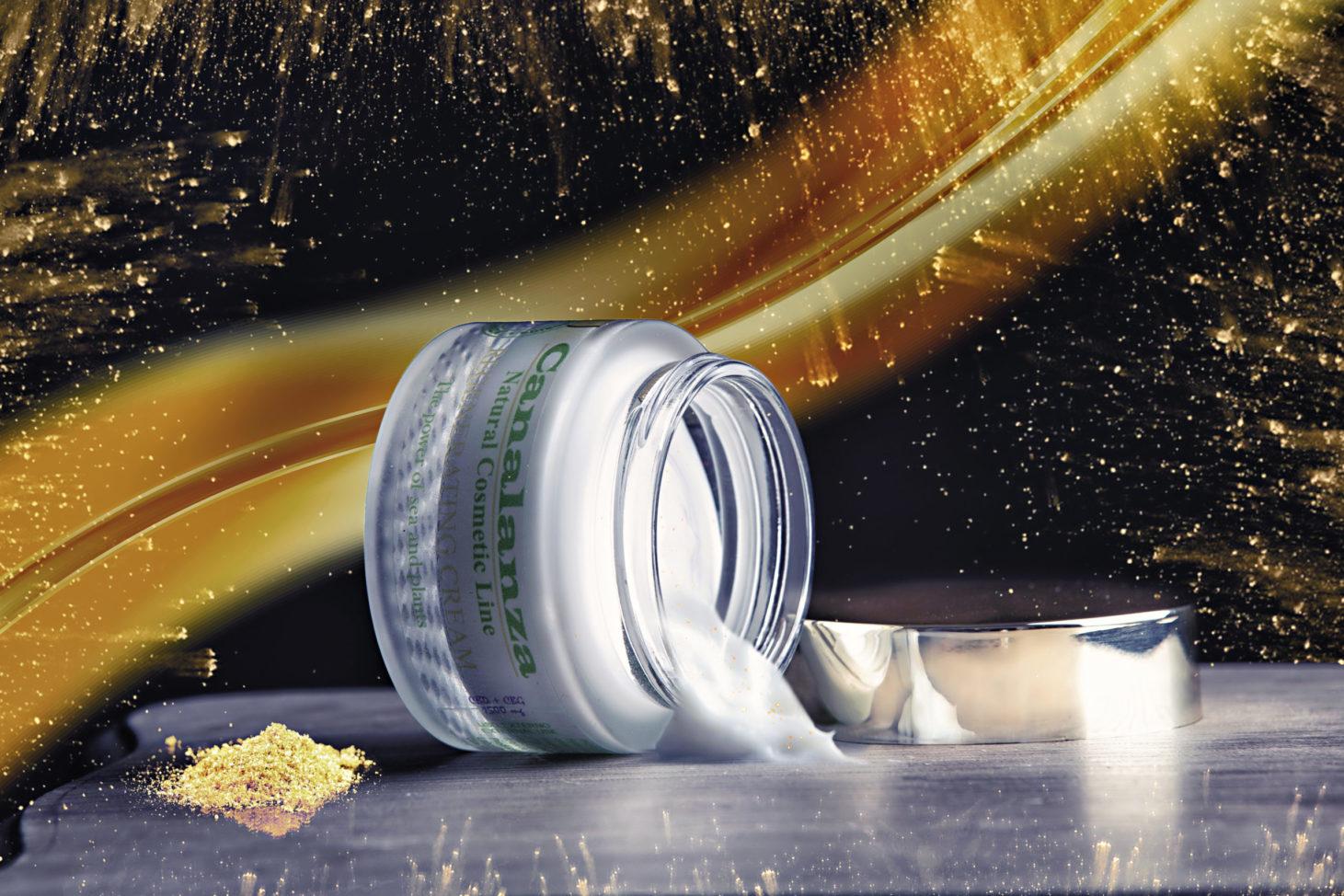 Crema 24k oro Canalanza